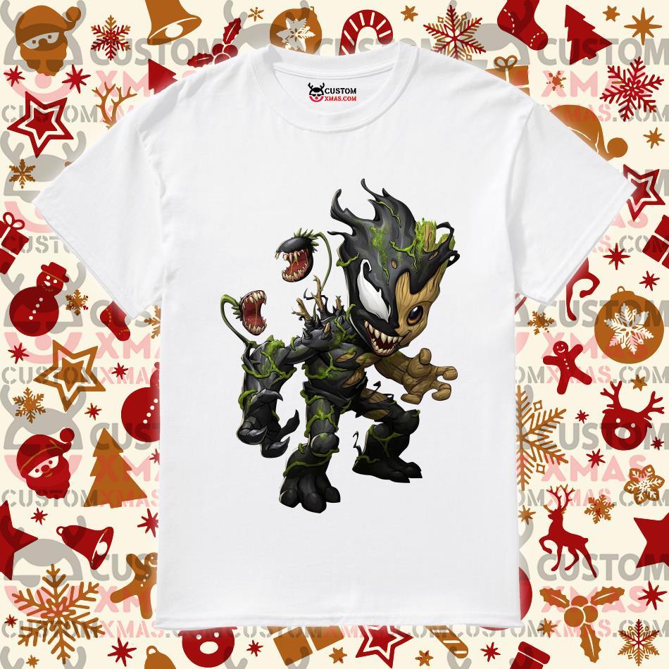 Baby Groot Venom Grootnom shirt