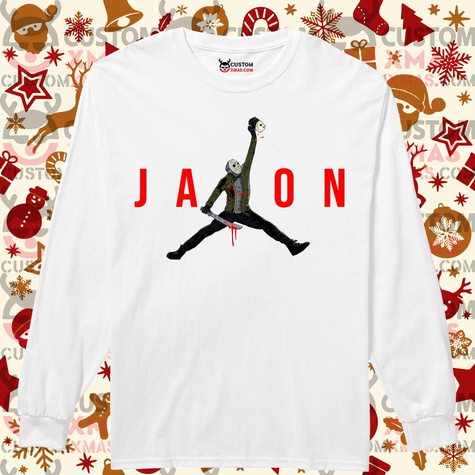 Jason Air Jordan Longsleeved