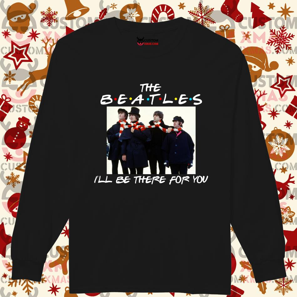 The Beatles I'll be there for you Friends Longsleeved