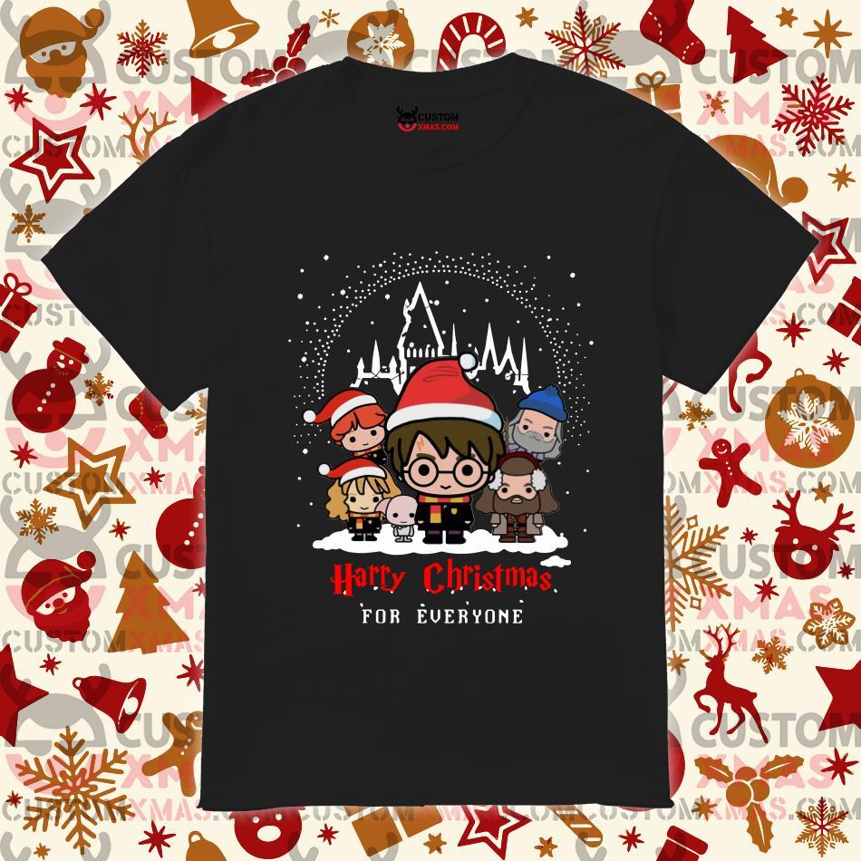 Harry Christmas For everyone shirt