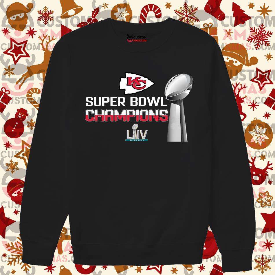 Kansas City Chiefs super bowl champions 2020 sweater