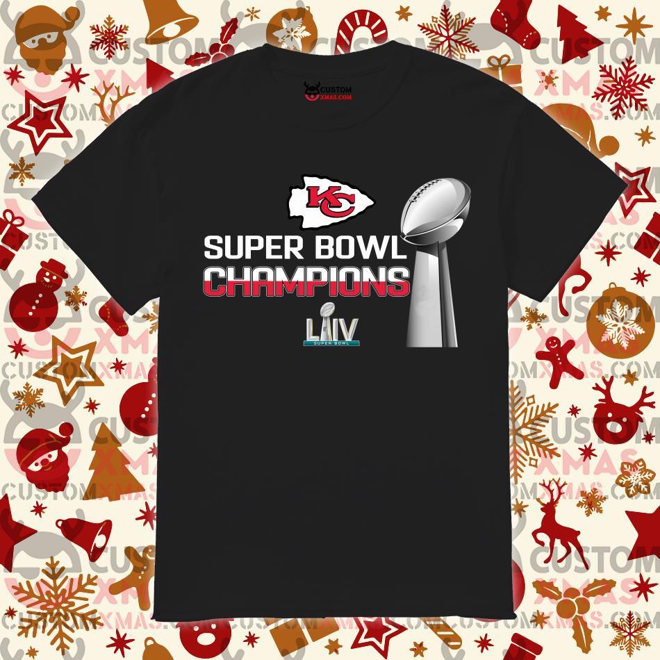Kansas City Chiefs super bowl champions 2020 T-Shirts