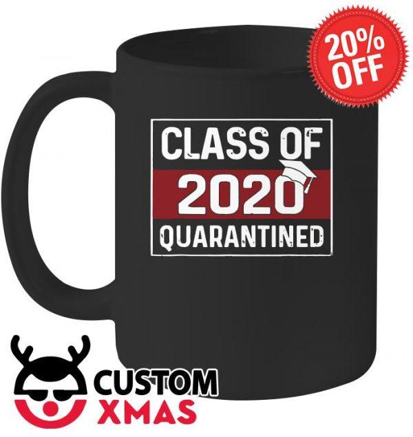 Class Of 2020 Graduating Class In Quarantine mug