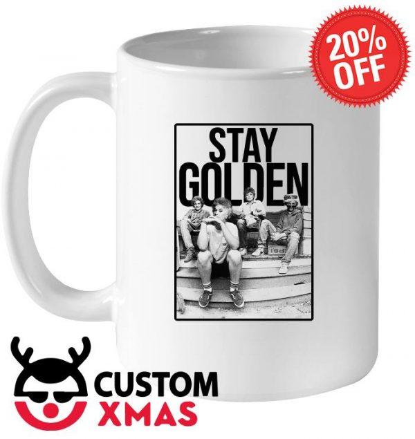 Stay Golden mug