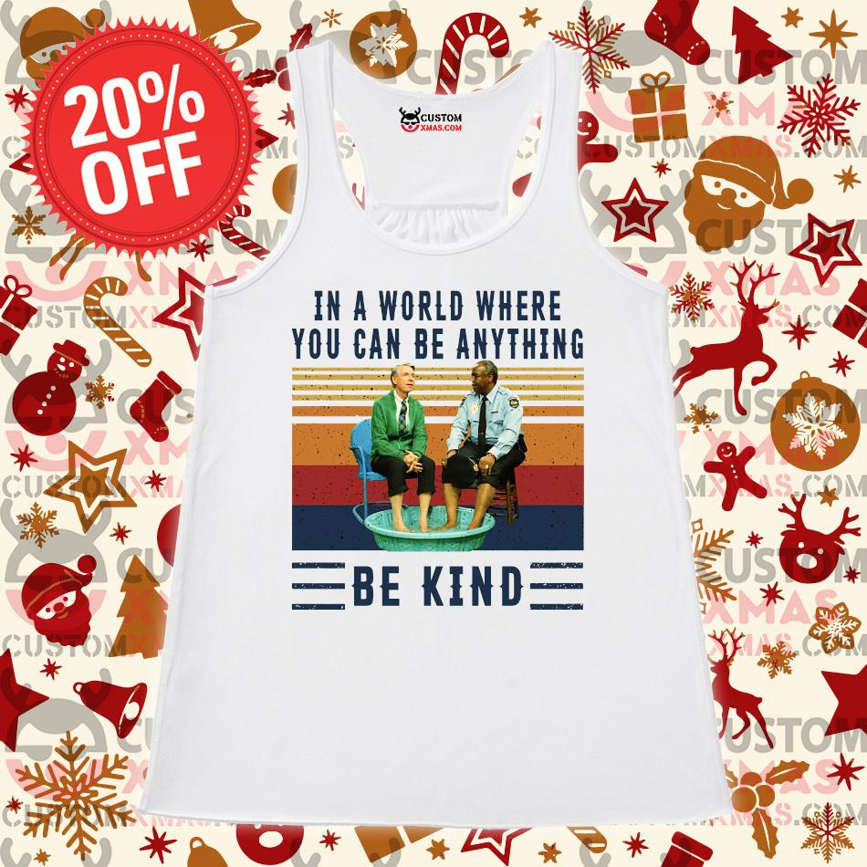 In A World Where You Can Be Anything Be Kind Kiddie Pool And Mr Rogers Shirt Customxmas